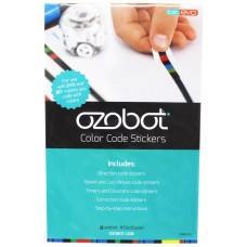 Etiquetas ozobot codigos colores 160 pegatinas