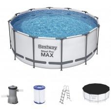 Bestway 56420 -  piscina steel pro