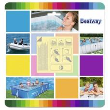 Bestway 62091 -  kit de reparación