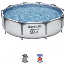 Bestway 56408 -  piscina desmontable tubular
