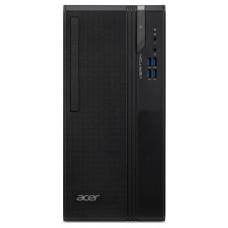 Acer Veriton VES2740G DDR4-SDRAM i5-10400 Escritorio Intel® Core™ i5 de 10ma Generación 8 GB 512 GB SSD Windows 10 Pro PC Negro