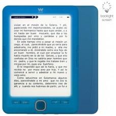E-BOOK WOXTER SCRIBA 195 PAPERLIGHT BLUE
