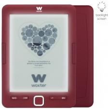 E-BOOK WOXTER SCRIBA 195 PAPERLIGHT RED