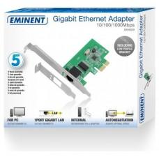 Eminent Red PCI-E Approx pcie1000 gigabit