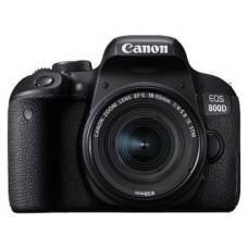 Camara digital reflex canon eos 800d