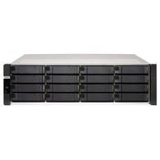 QNAP ES1686dc D-2123IT Ethernet Bastidor (3U) Negro, Gris NAS