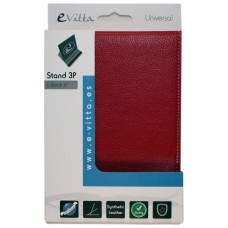 FUNDA EBOOK E-VITTA STAND CASE ROJO