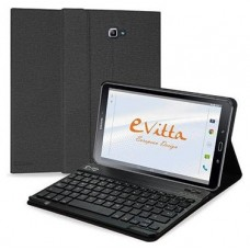 e-Vitta Keytab teclado para móvil QWERTY Inglés Negro Bluetooth