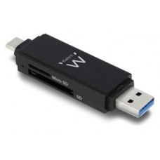 EWENT EW1075 USB3.1 Gen 1 Compact card reader All-