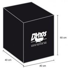 Expositor cúbico dynos 40x40x60
