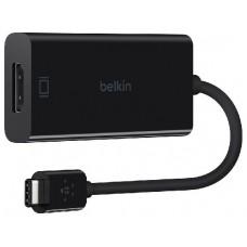 ADAPTADOR BELKIN F2CU038BTBLK  DE USB-C A HDMI  4K ,