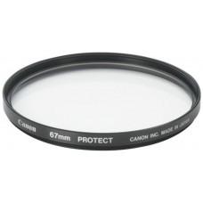 Filtro protector canon 67mm