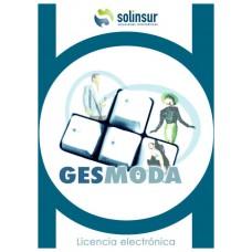 SOFTWARE GESMODA LICENCIA ELECTRO GESTION DE TIEND