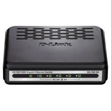 D-Link GO-SW-5G Switch 5xGB Mini