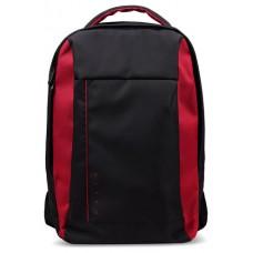 "Acer NP.BAG11.00V maletines para portátil 39,6 cm (15.6"") Mochila Negro, Rojo"