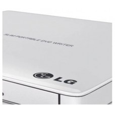 LG GP57EW40 unidad de disco óptico Blanco DVD Super Multi