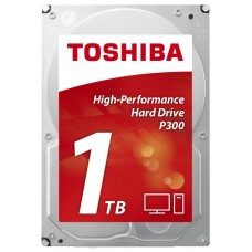 DISCO DURO SATA III 1TB 64MB  7200RPM TOSHIBA P300