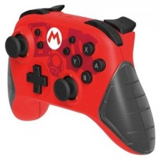 GAMEPAD HORI WIRELESS MARIO ROJO