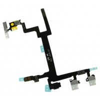 Cable Flex Volumen + On / off iPhone 5