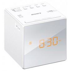 Radio reloj Sony despertador ICFC1 blanco