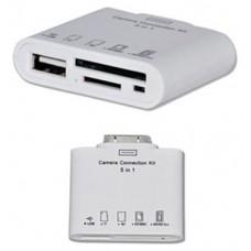 3Go Kit de conexion 5+1 para iPhone/iPad -
