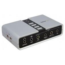 TARJETA DE SONIDO EXT. STARTECH 7.1 USB S-PDIF