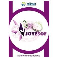 SOFTWARE JOYESOF LICENCIA ELECTRO GESTION JOYERIAS