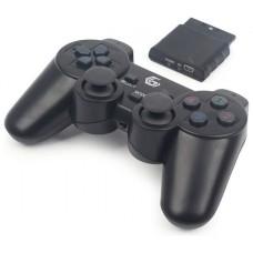 Gembird JPD-WDV-01 Gamepad PC,Playstation 2,Playstation 3 Negro mando y volante