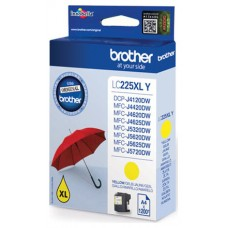 Brother Cartucho LC225XLYB YELLOW DCP4120 1200 Pg
