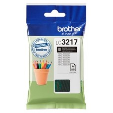 Brother Cartucho LC3217BK Negro MFC-J5330DW 550 pg