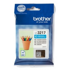 Brother Cartucho LC3217C Cyan MFC-J5330DW 550 pag