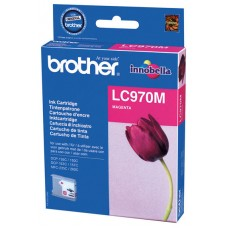 .CARTUCHO BROTHER LC-970M DCP135-150 MAGENTA