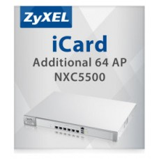 Zyxel iCard 64 AP NXC5500 Actualizasr
