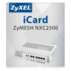 Zyxel iCard ZyMESH NXC2500 Actualizasr