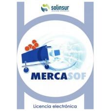 SOFTWARE MERCASOF PRO LICENCIA ELECTRO GESTION SUP
