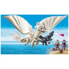 Playmobil como entrenar a tu dragon
