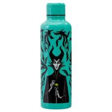 Botella metalica agua funko disney malefica