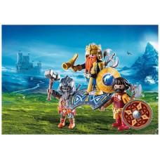 Playmobil fantasia rey los enanos