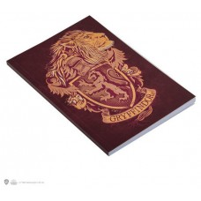 Cuaderno a5 harry potter gryffindor