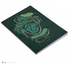 Cuaderno a5 harry potter slytherin