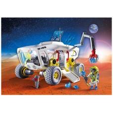 Playmobil espacio vehiculo reconocimiento