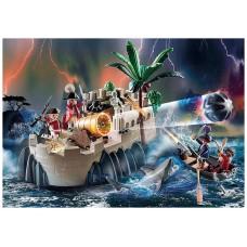 Playmobil historia bastion piratas y marines