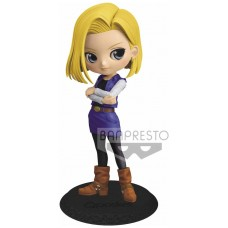 Figura banpresto dragon ball androide 18