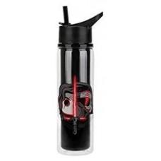 Botella acrilica metalica agua funko star