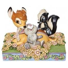 Figura enesco disney bambi y amigos