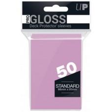 Fundas standard ultra pro color rosa