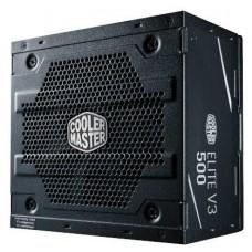 Cooler Master Elite 500W 230V - V3 unidad de fuente de alimentación 24-pin ATX ATX Negro