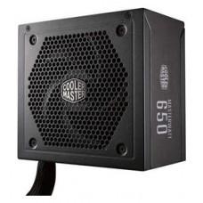 Cooler Master MasterWatt 650 unidad de fuente de alimentación 650 W 24-pin ATX ATX Negro