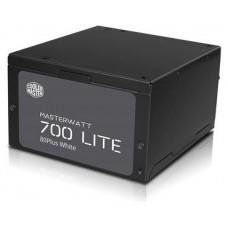Cooler Master MasterWatt Lite unidad de fuente de alimentación 700 W 20+4 pin ATX ATX Negro