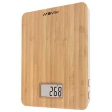 Báscula de Cocina Digital Bamboo MUVIP
